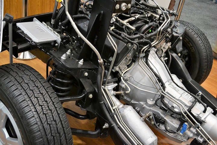 trailer truck car engine spare parts online