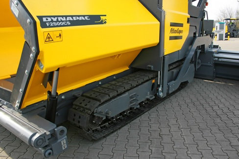Dynapac F2500CS Paver | Pavers For Sale In SA | Truck & Trailer