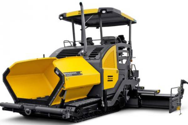 Dynapac F2500CS Paver | Truck And Trailer | Pavers For Sale