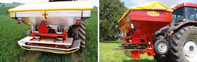 Bredal F2 Fertiliser Spreader | AgriMag