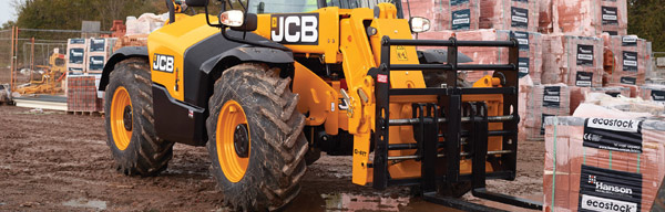 JCB 541-70 Telescopic Handler For Sale | Truck & Trailer
