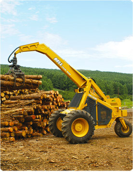 Superior Quality Bell Loggers | Bell Equipment | AgriMag