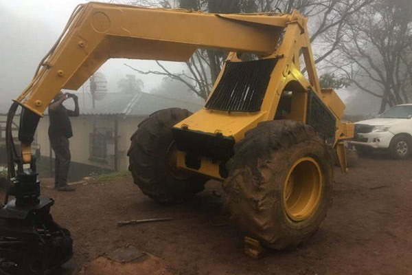 First Class Bell Loggers | Bell Equipment | AgriMag