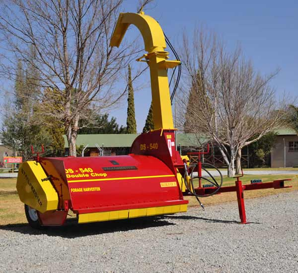 Staalmeester DS 540 Double Chop | Farming Equipment For Sale On AgriMag