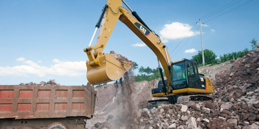 CAT 323D L Series Hydaulic Excavator For Sale | Truck & Trailer