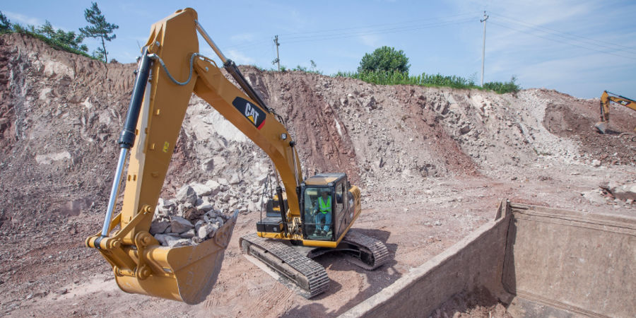 CAT 323D L Series Hydaulic Excavator For Sale In SA | Truck & Trailer