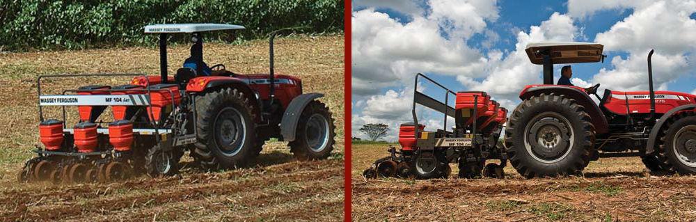 MF 100 Massey Ferguson Planter For Sale | AgriMag