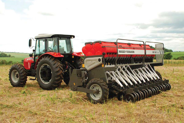 Massey Ferguson Planter South Africa | AgriMag | Farm Equipment