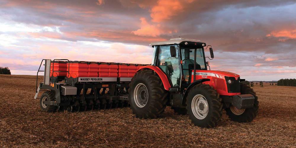 MF 100 Massey Ferguson Planter | AgriMag | Farm Equipment