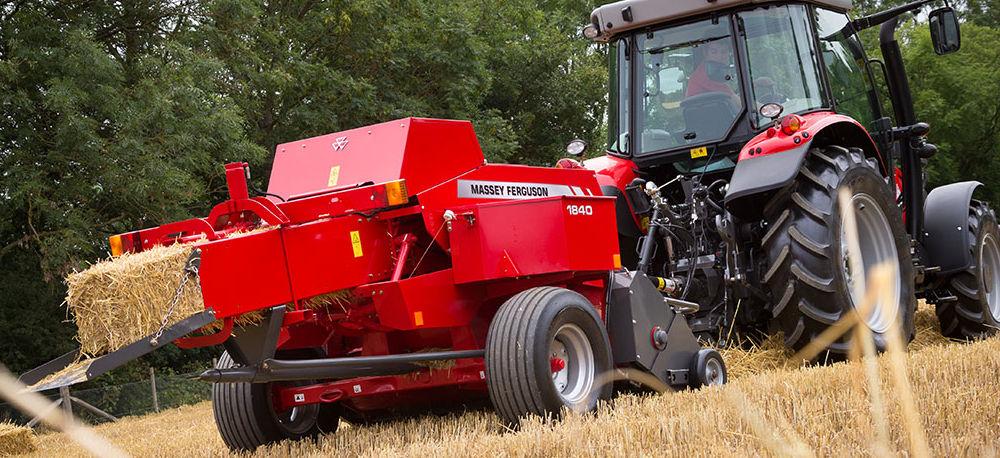MF 1840 | Massey Ferguson | Haymaking Equipment | AgriMag
