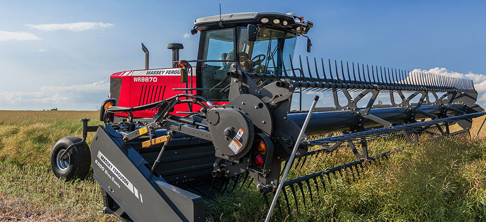 MF WR 9800 | Massey Ferguson Hay & Forage Equipment | AgriMag