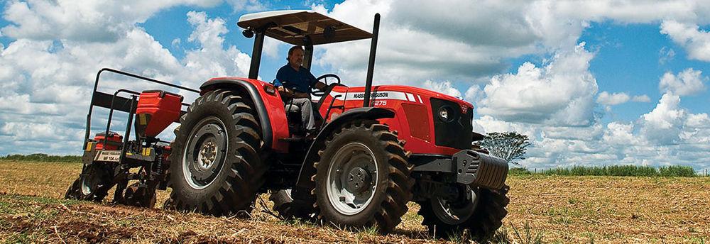 Massey Ferguson Planter | Farm Equipment | AgriMag