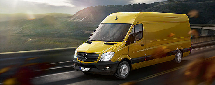 Mercedes-Benz Sprinter For Sale South Africa | Truck And Trailer