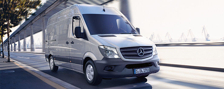 Mercedes-Benz Sprinter | Panel Van For Sale | Truck & Trailer
