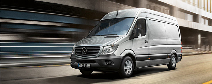 Buy A Mercedes-Benz Sprinter On Truck & Trailer South Africa