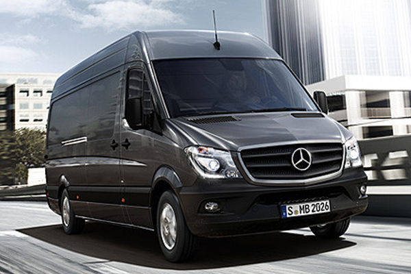 Mercedes-Benz Sprinter | Truck & Trailer