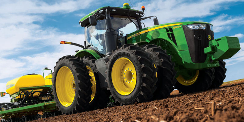John Deere 8320R Row Crop Tractors | Tractors For Sale In SA | AgriMag