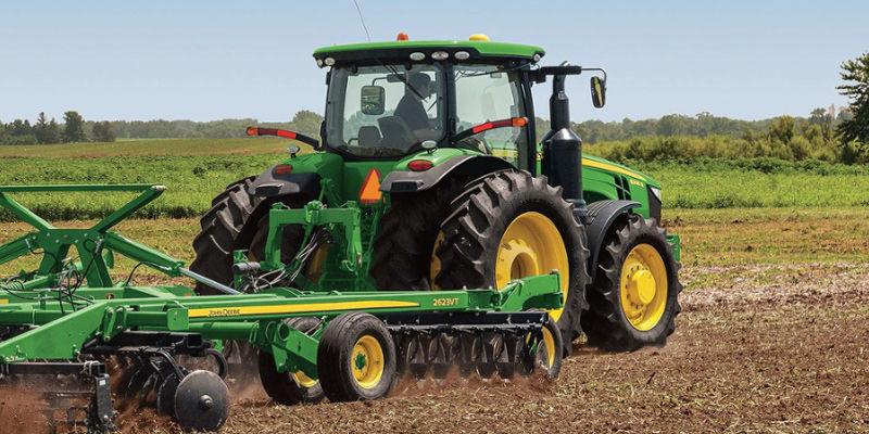 John Deere 8320R Row Crop Tractor | Tractors For Sale On AgriMag