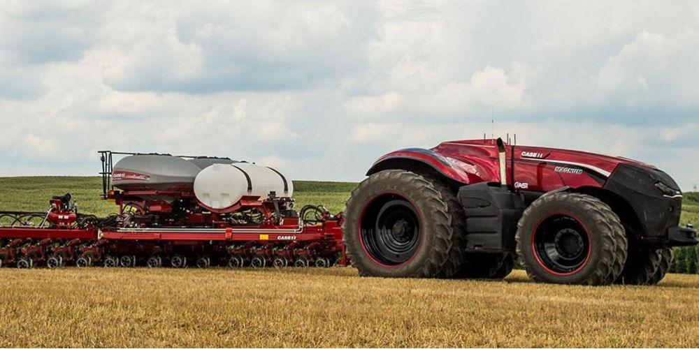 Case Atonomous Tractor | Farming Equipment For Sale | AgriMag