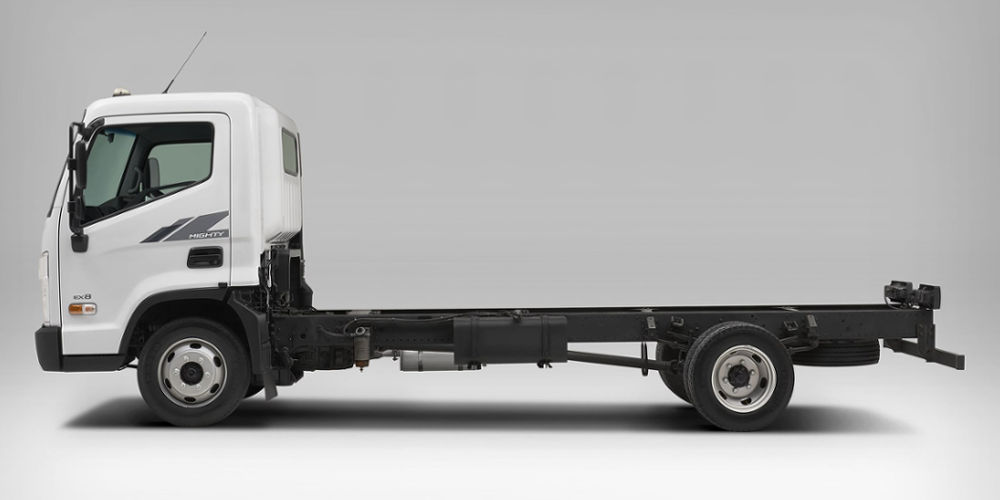 Hyundai Mighty EX8 | Trucks For Sale | Truck & Trailer