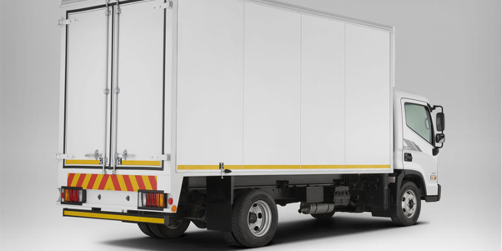 Hyundai Mighty EX8 South Africa | Truck & Trailer