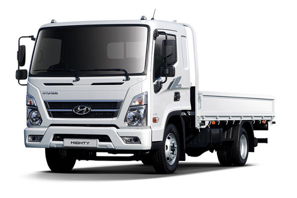 Hyundai Mighty EX8 | Light Commercial Vehicles For Sale | Truck & Trailer