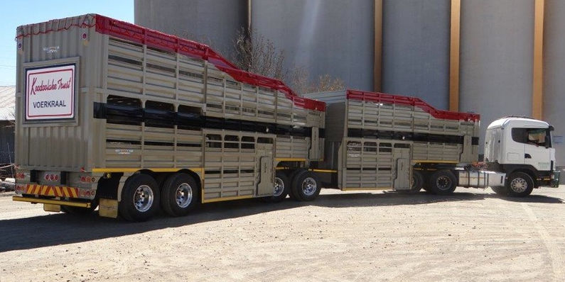 Livestock Trailers For Sale In South Africa | Truck & Trailer