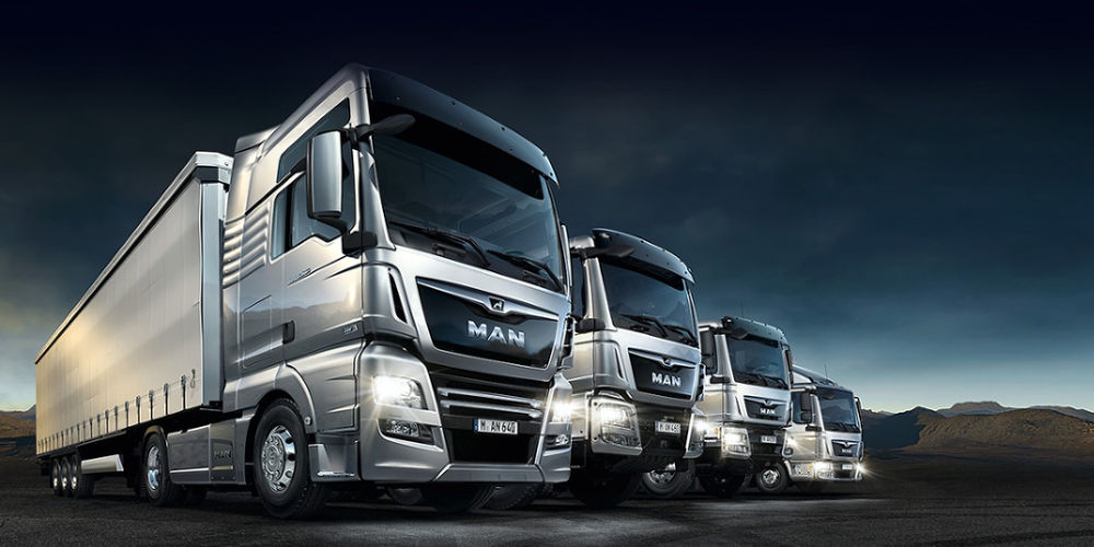 MAN TGM | Trucks For Sale In SA | Truck & Trailer