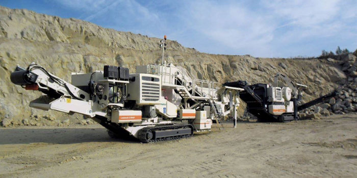 Metso Lokotrack LT300GP | Buy A Crusher On Truck & Trailer