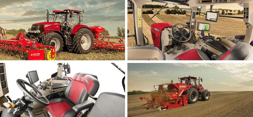 Case Tractors For Sale   Puma CVX   AgriMag