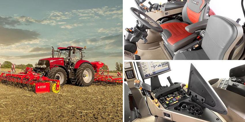 Puma CVX   Case Tractors For Sale In SA   AgriMag