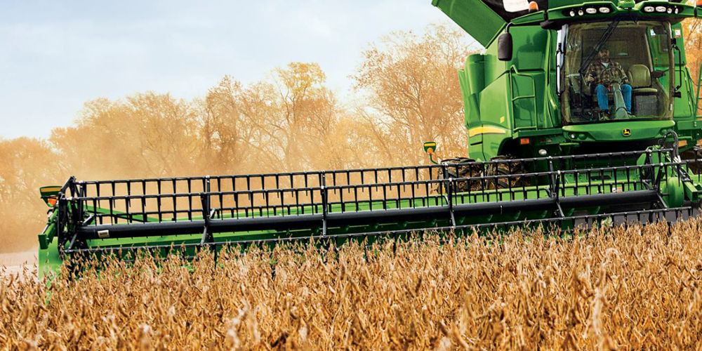 Buy A John Deere S670 Combine Harvester On AgriMag