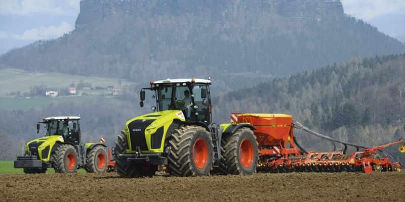 Claas Xerion 5000 - 4000 | Tractors For Sale On AgriMag