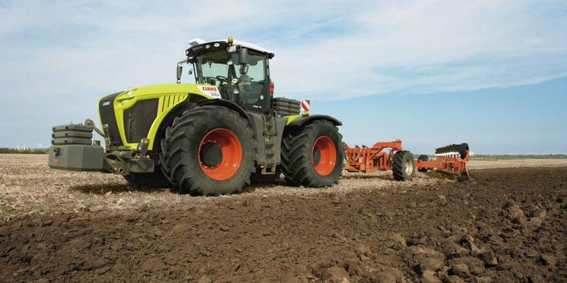 Claas Xerion 5000 - 4000 | Tractors For Sale In SA | AgriMag