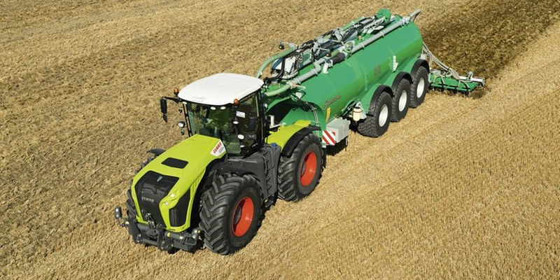 Claas Xerion | Tractors For Sale | AgriMag SA