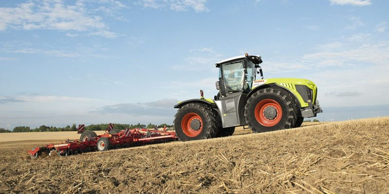 Claas Xerion Tractors For Sale | AgriMag