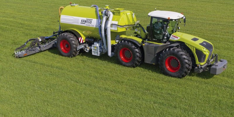 Xerion Tractors For Sale | Claas | AgriMag