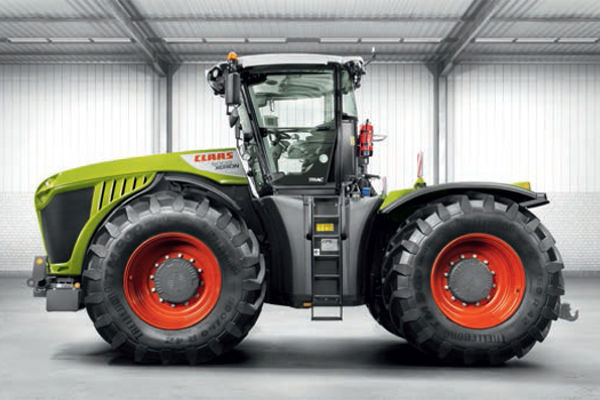 Claas Xerion Tractors | Buy Tractors On AgriMag