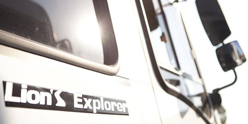 MAN HB1 Lion's Explorer   Buy Buses On Truck & Trailer