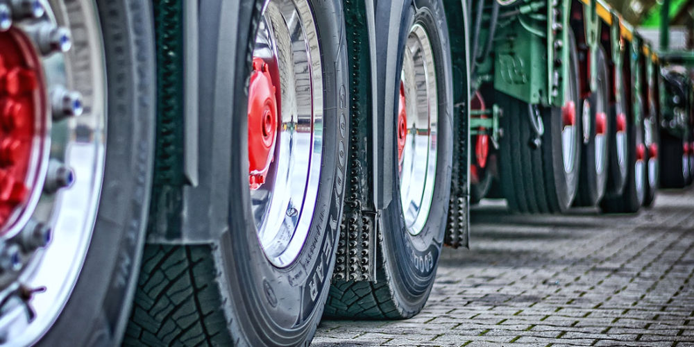 Truck Maintenance | Check Your Truck's Tyres | Truck & Trailer