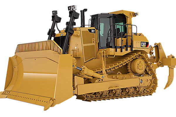 CAT D9T Dozer For Sale On Truck & Trailer