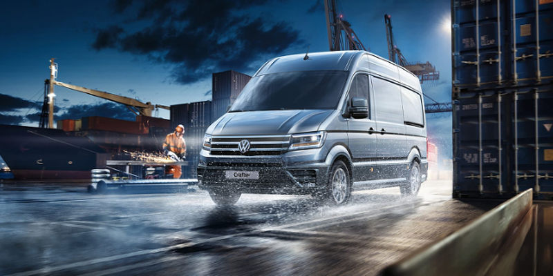 Volkswagen Crafter For Sale | Buy Panel Vans On Truck & Trailer