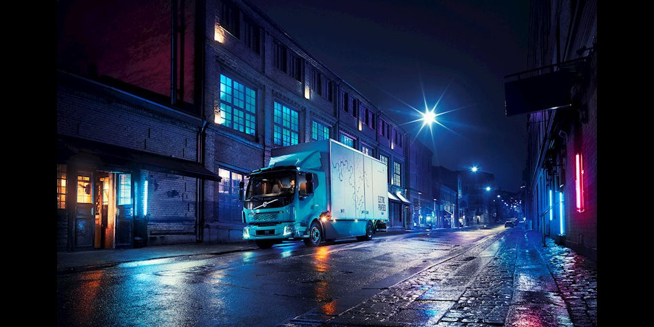 Volvo FL Electric | Commercial Trucks For Sale | Truck & Trailer