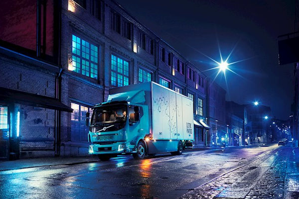 Volvo FL Electric | Trucks For Sale On Truck & Trailer