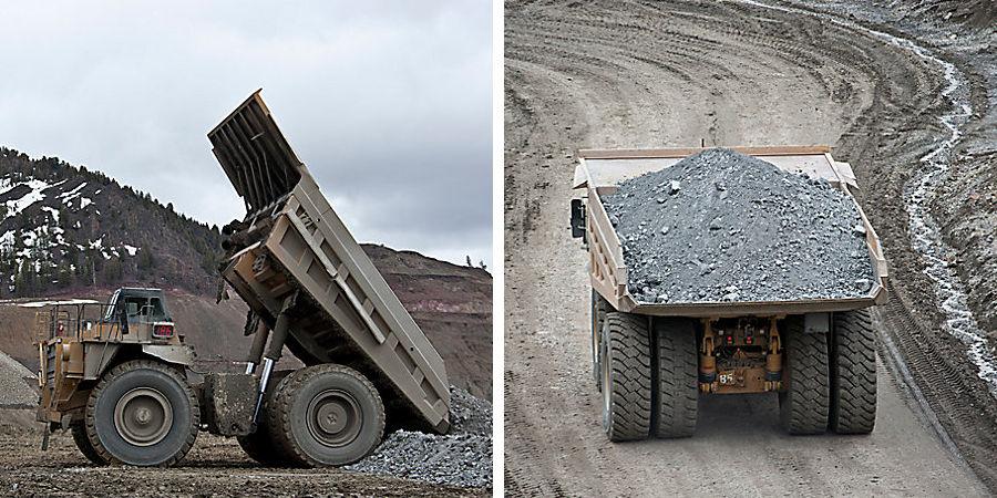 CAT 785D Off-highway Truck | Mining Equipment | Truck & Trailer