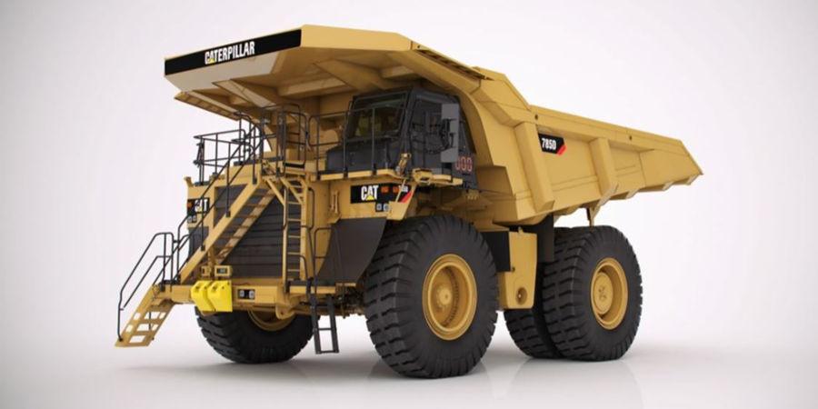CAT 785D Off-highway Truck | Truck & Trailer