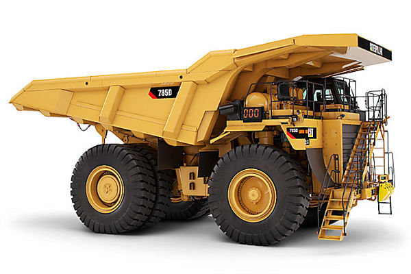 CAT 785D Off-highway Truck For Sale | Truck & Trailer