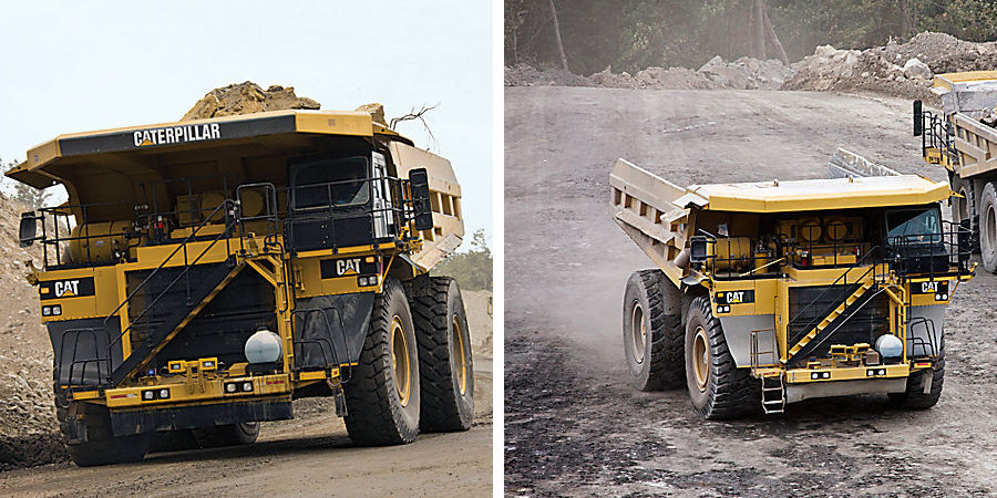 CAT 785D Off-highway Truck | Mining Equipment For Sale On Truck & Trailer