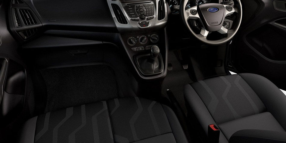 Ford Transit Connect Interior | Auto Mart