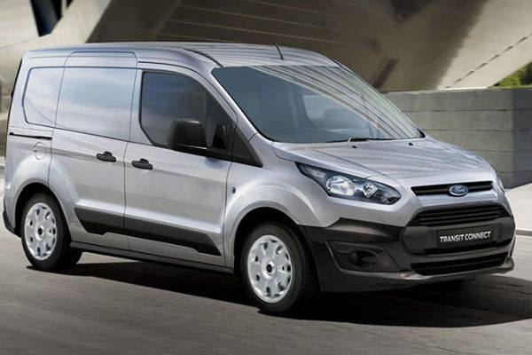Take your logistics company to the next level with the Ford Transit Van